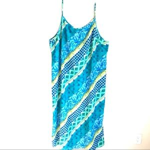 Ashley Stewart Sleeveless Maxi Dress